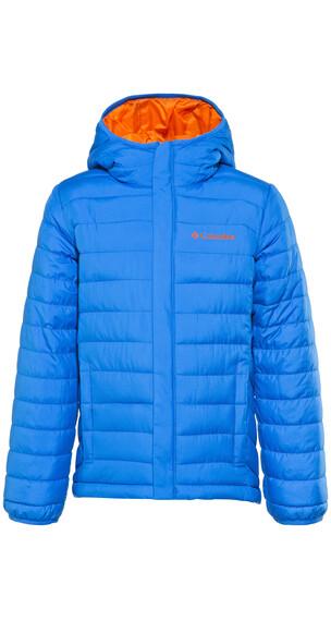 Columbia Powder Lite jas Kinderen blauw